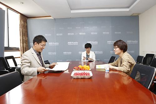 【热点】李发进校长接受《财经》杂志专访