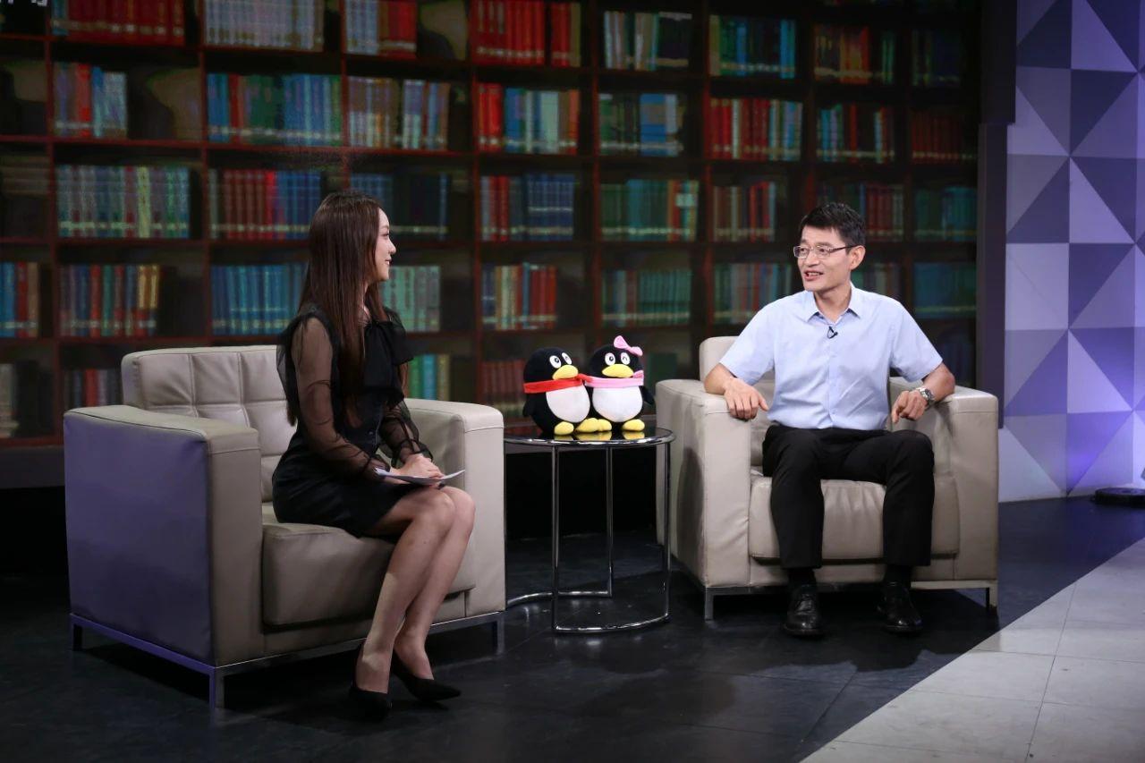 热烈庆祝!社科赛斯CEO李发进接受腾讯新闻采访活动取得圆满成功